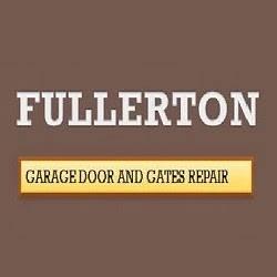 Fullerton Garage Door And Gates Repair Services
