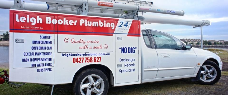 Leigh Booker Plumbing